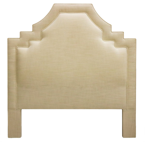 THE SOHO HEADBOARD : Signature Linen // Natural