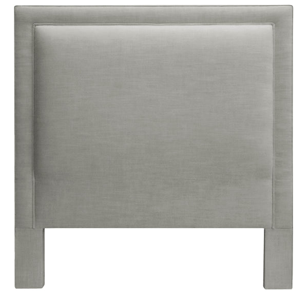 THE STANDARD HEADBOARD : Signature Linen // Grey