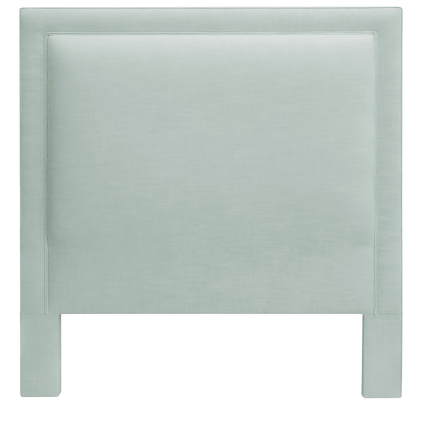 THE STANDARD HEADBOARD : Signature Linen // Spa Blue