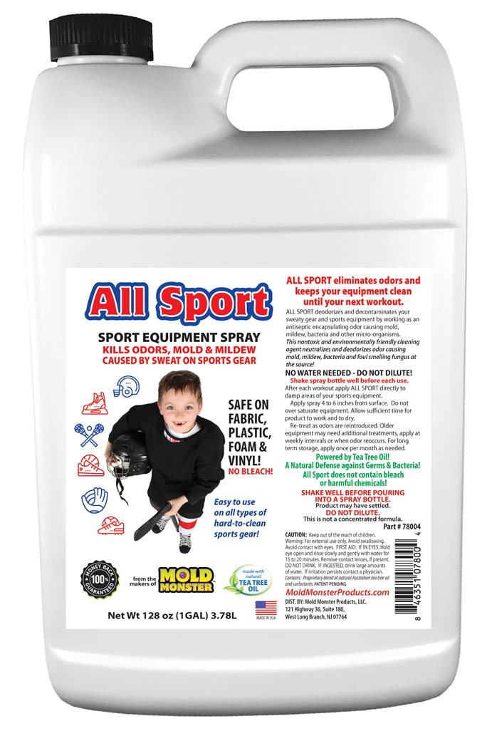 All Sport- Sport Equipment Spray Gallon