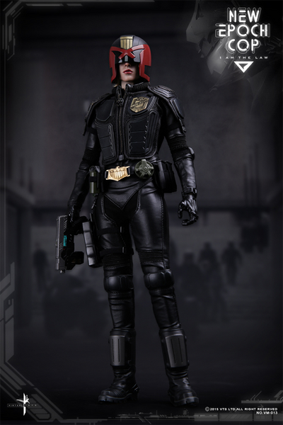 1/6 Scale New Epoch Cop by Virtual Toys VTS
