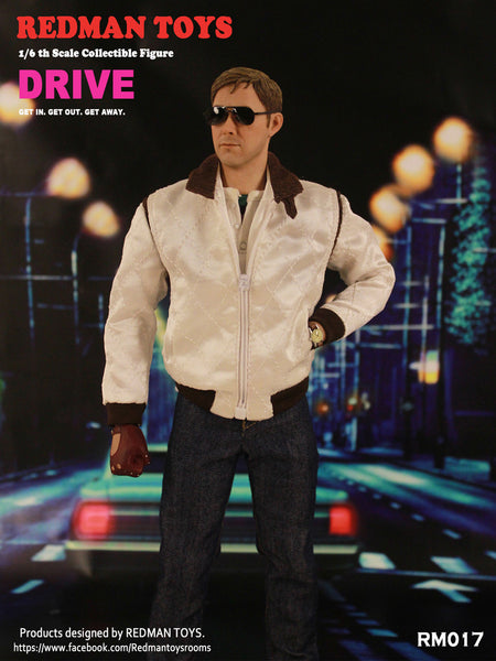 1/6 Scale Drive Figure by Redman Toys