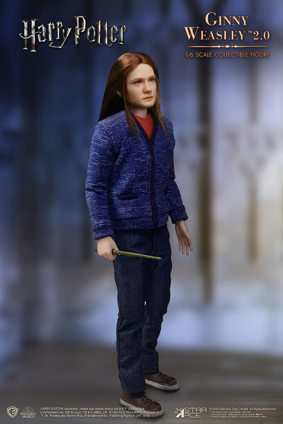 1/6 Scale Ginny Weasley Figure (Casual Wear) by Star Ace Toys