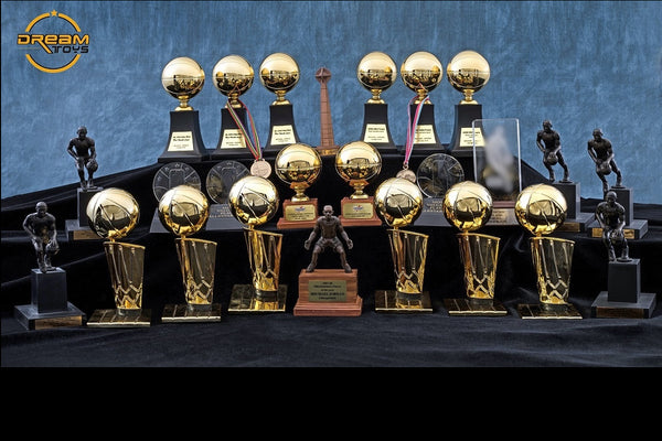 1/6 Scale MJ Career Achievement Trophies Set by Dream Toys