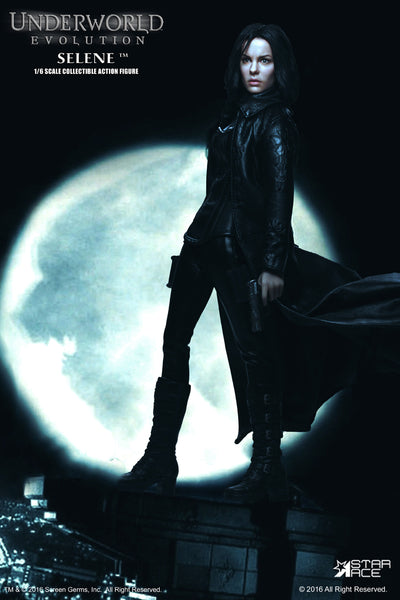 1/6 Scale Underworld 2: Evolution - Selene 2.0 Figure by Star Ace Toys