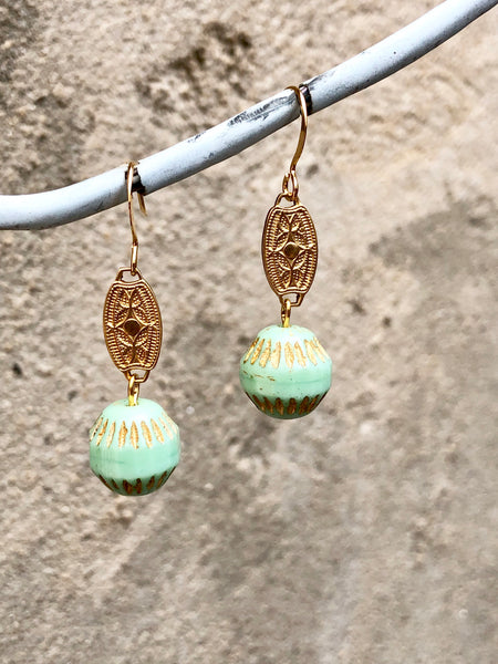 Mint Glass Drops