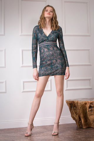 CARMEN MINI DRESS
