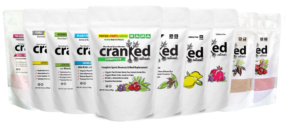 Cranked Medium Stack (Save 25%)