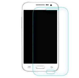 2 x GENUINE Tempered Glass Screen Protector Film for Samsung Galaxy Core Prime