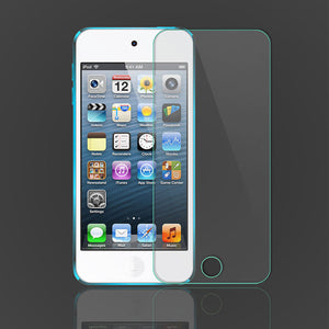 2 x GENUINE Tempered Glass Screen Protector for Apple iPod Touch 5 5th 6 6th Gen