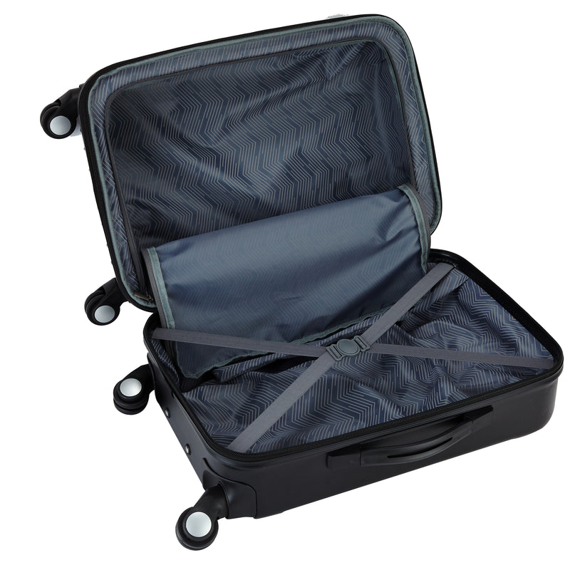 Madison 3-Piece 2-in-1 Expandable Hardside Spinner Luggage Set