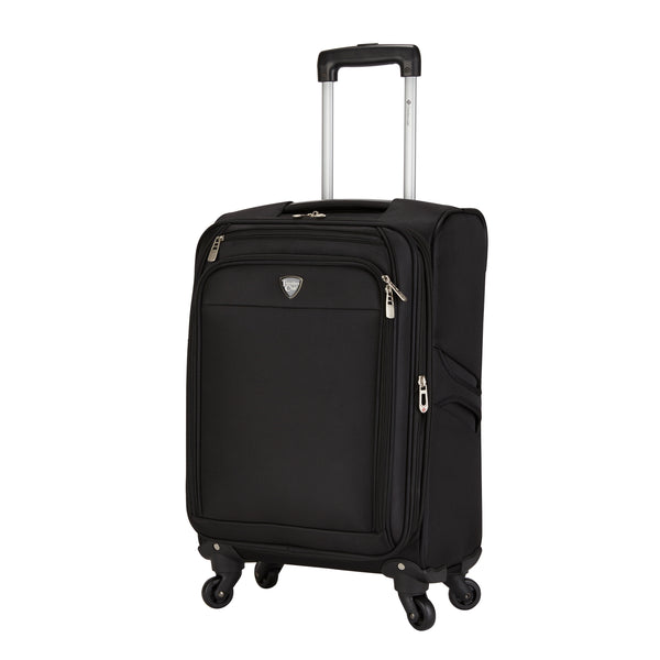 "Monterey 18"" Expandable Carry-On Spinner Luggage"