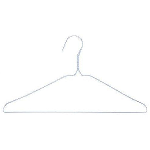 Vinyl Coated Wire Metal Hangers Made in The USA