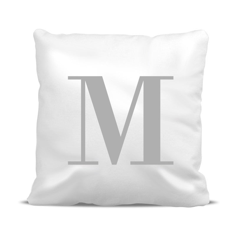Initial Cushion Cover