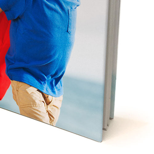"8 x 11"" Premium Personalised Padded Cover Book in Presentation Box"