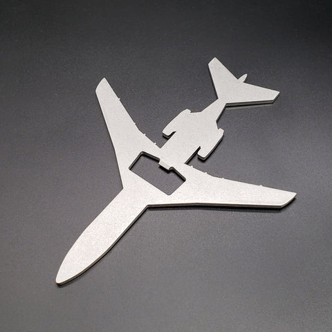 727 Airliner Bottle Opener - PLANEFORM