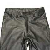 Davida-Black-Leather-Motorcycle-Riding-Jeans-Trousers-Mens