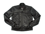 Davida-Black-Leather-Motorcycle-Riding-Jacket-Womens-Ladies