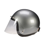 Bob Heath 5 Stud Wrapround Visor - Jet