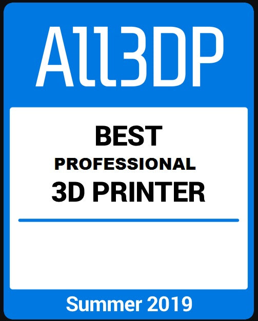 2019 Best Professional 3D Printers - ALL3DP