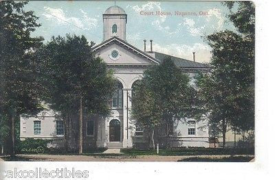 Court House-Napanee,Ontario,Canada UDB - Cakcollectibles - 1