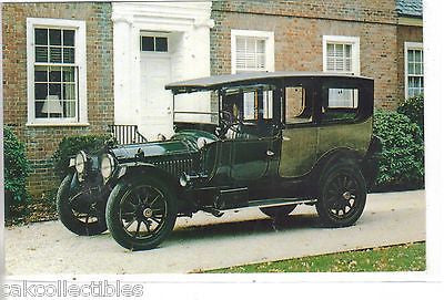 1916 Packard Series 1 Twin Six Limousine - Cakcollectibles