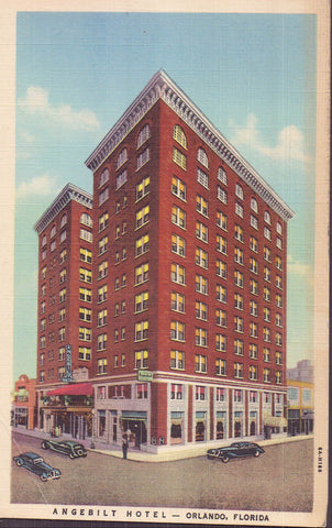 Angebilt Hotel-Orlando,Florida - Cakcollectibles - 1
