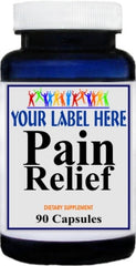 Private Label Pain Relief Advantage 90caps Private Label 12,100,500 Bottle Price