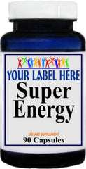 Private Label Super Energy 90caps Private Label 12,100,500 Bottle Price