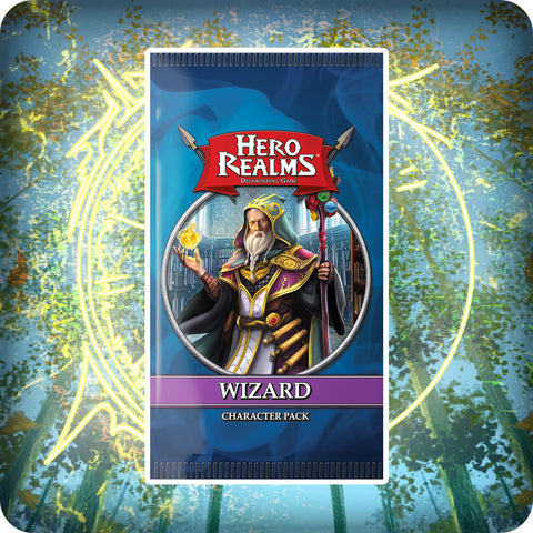 Hero Realms Character Pack: Wizard