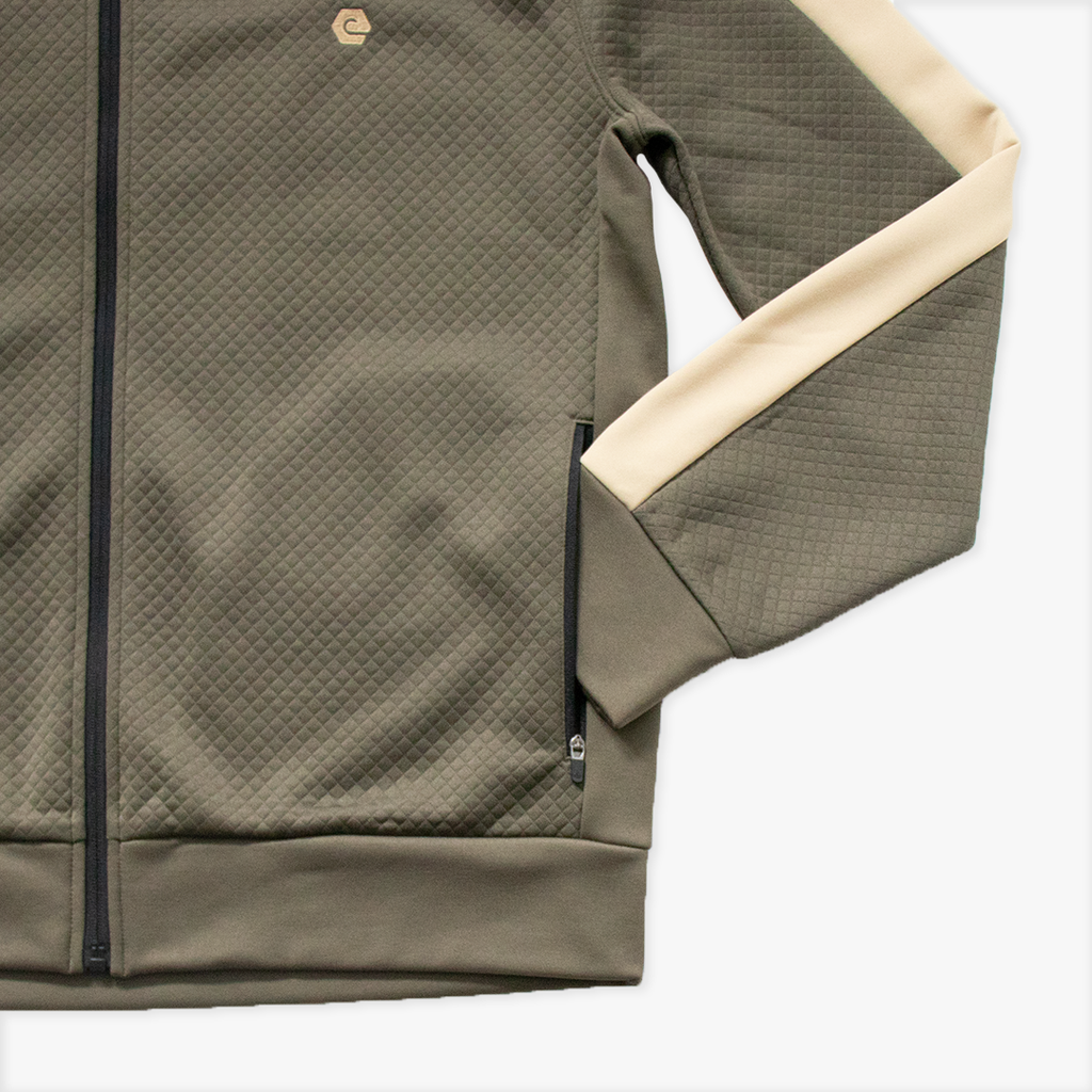 elbowgrease DIAMOND // Track Jacket