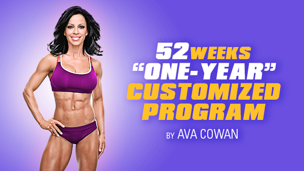 52 Week (One Year) Customized Program - Non Competitor