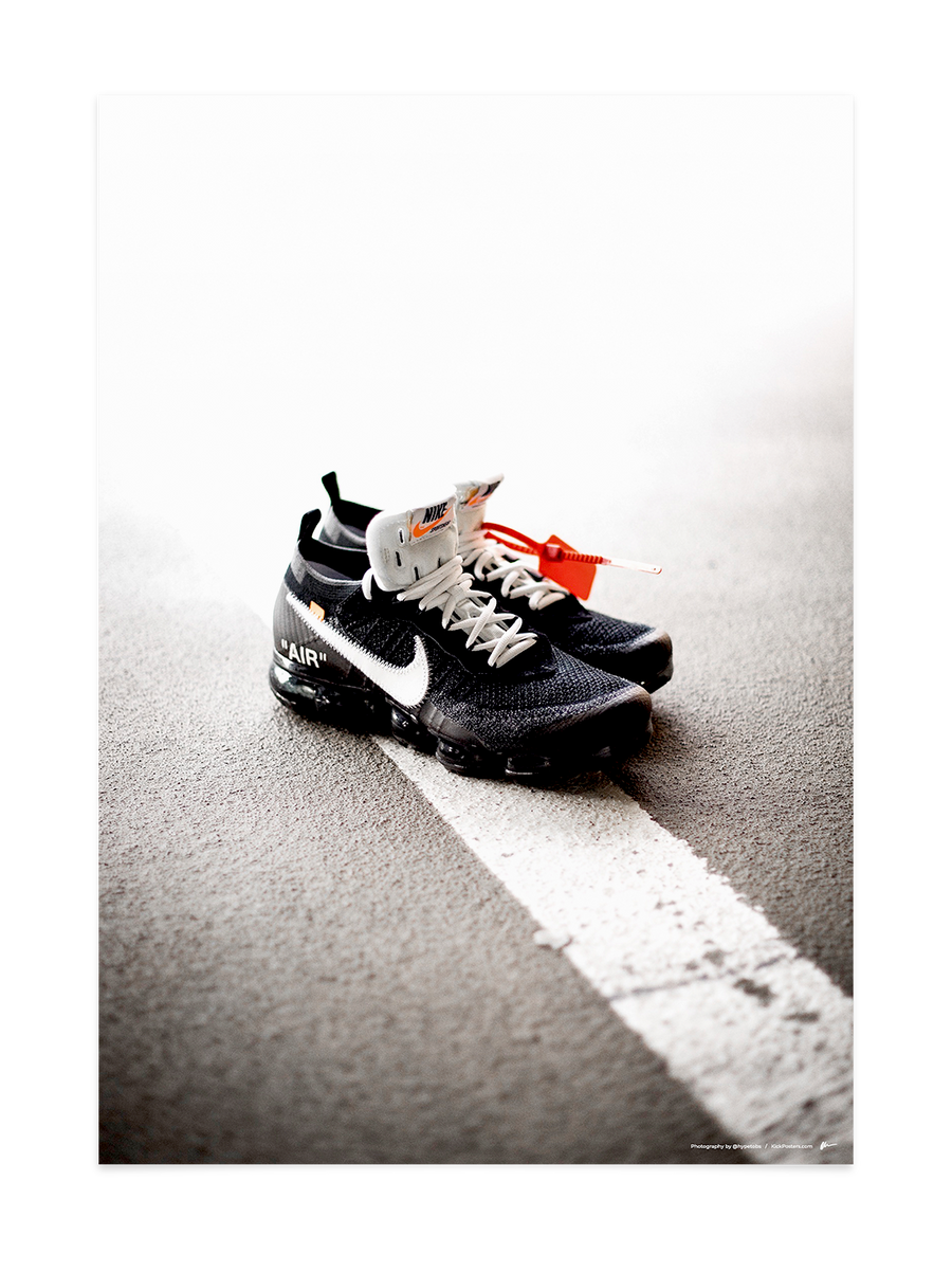 Off-White Vapormax<br>by @hypetobs
