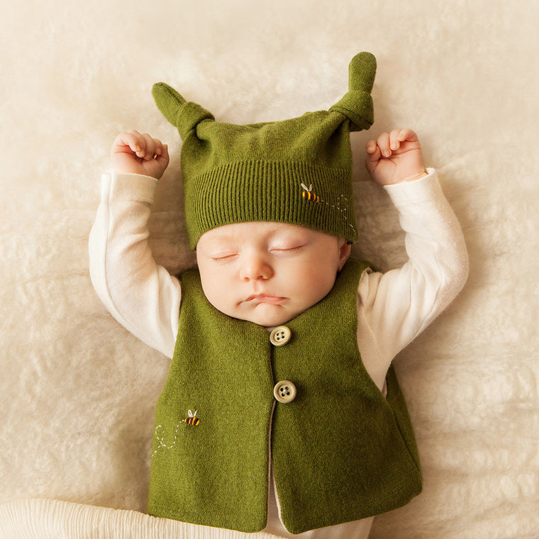Baby Baby Pathfinder Vest - Twig and Tale - Digital PDF sewing pattern
