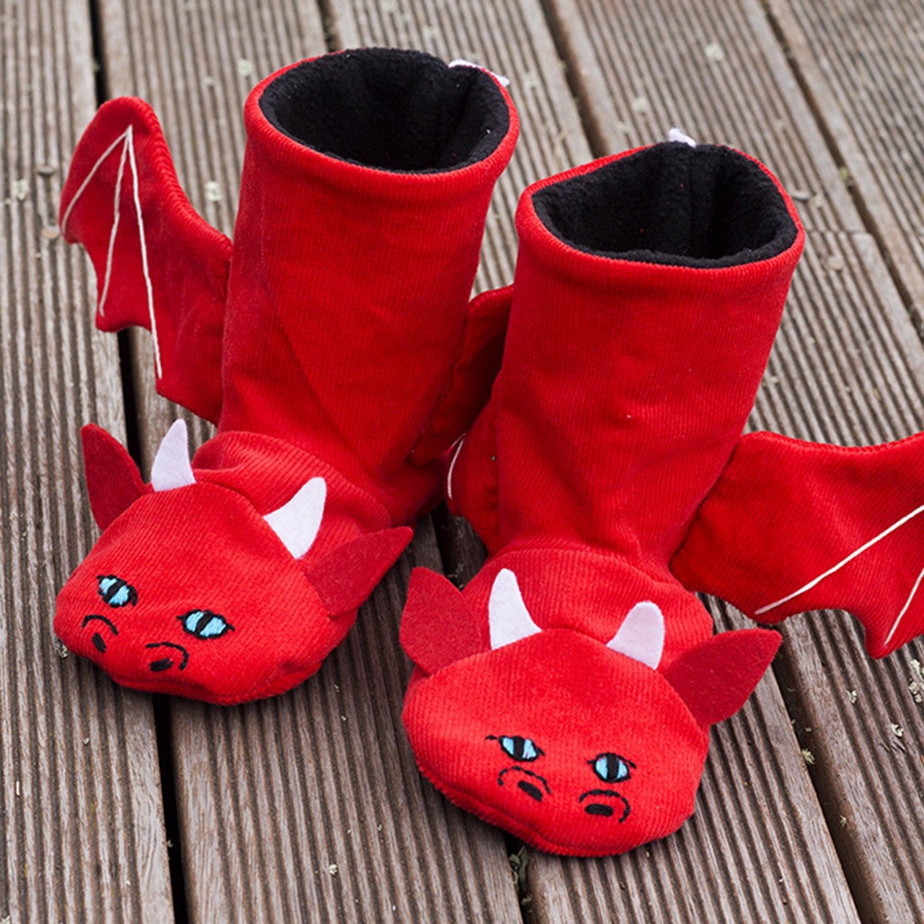 Wild Things Boots for Big Kids - Twig + Tale  - Digital PDF Download - 5