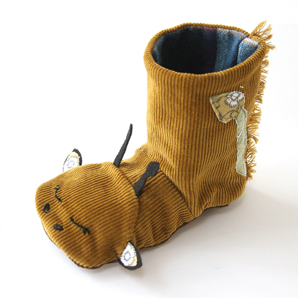 Wild Things Boots for Big Kids - Twig + Tale  - Digital PDF Download - 14