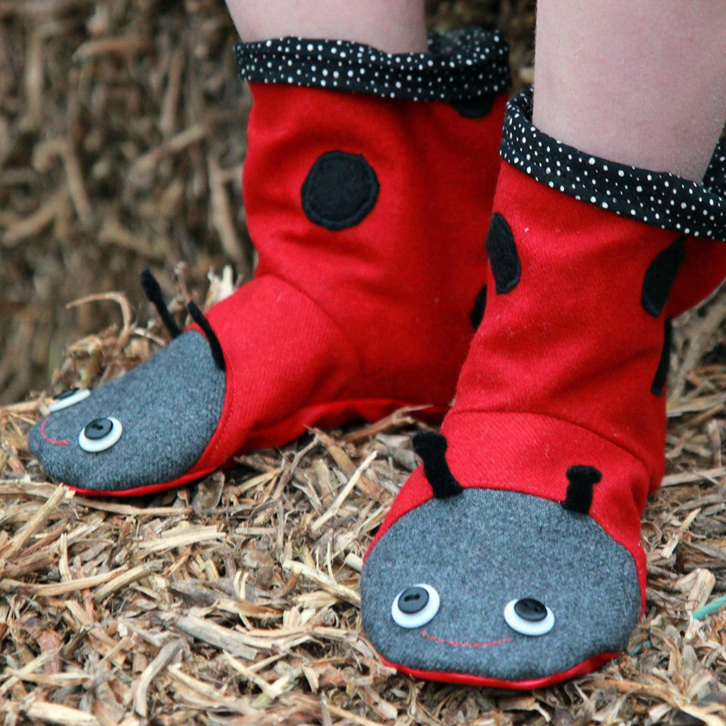 Wild Things Boots for Big Kids - Twig + Tale  - Digital PDF Download - 15