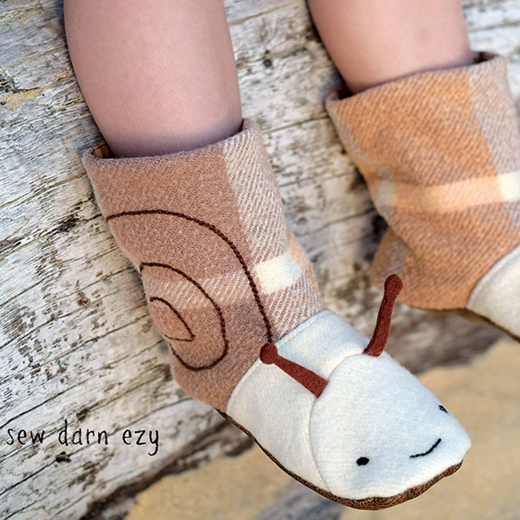 Wild Things Boots for Big Kids - Twig + Tale  - Digital PDF Download - 17