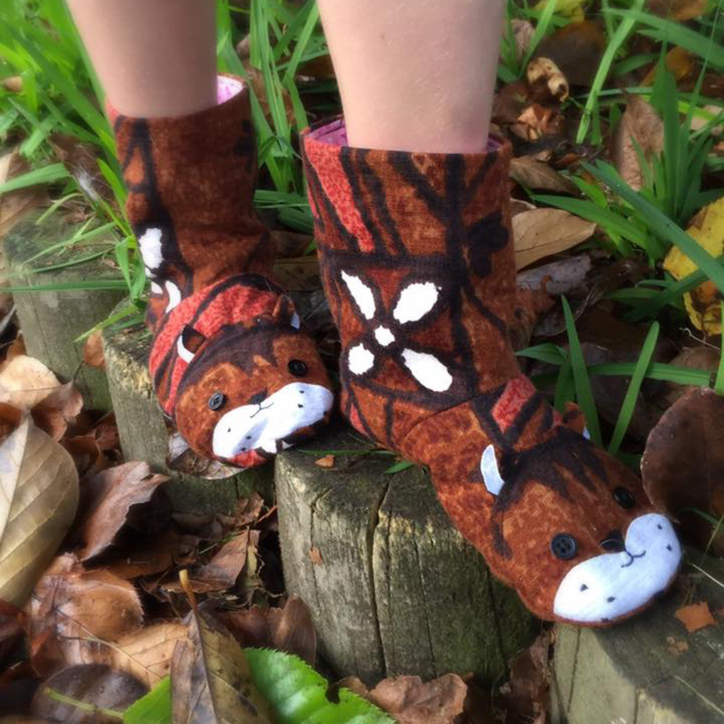 Wild Things Boots for Big Kids - Twig + Tale  - Digital PDF Download - 7
