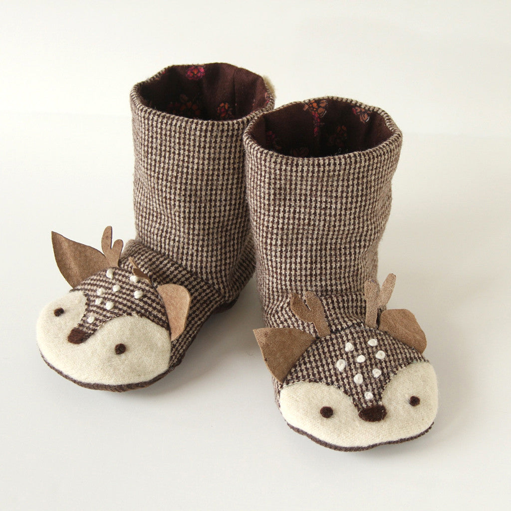 Wild Things Boots for Big Kids - Twig + Tale  - Digital PDF Download - 3