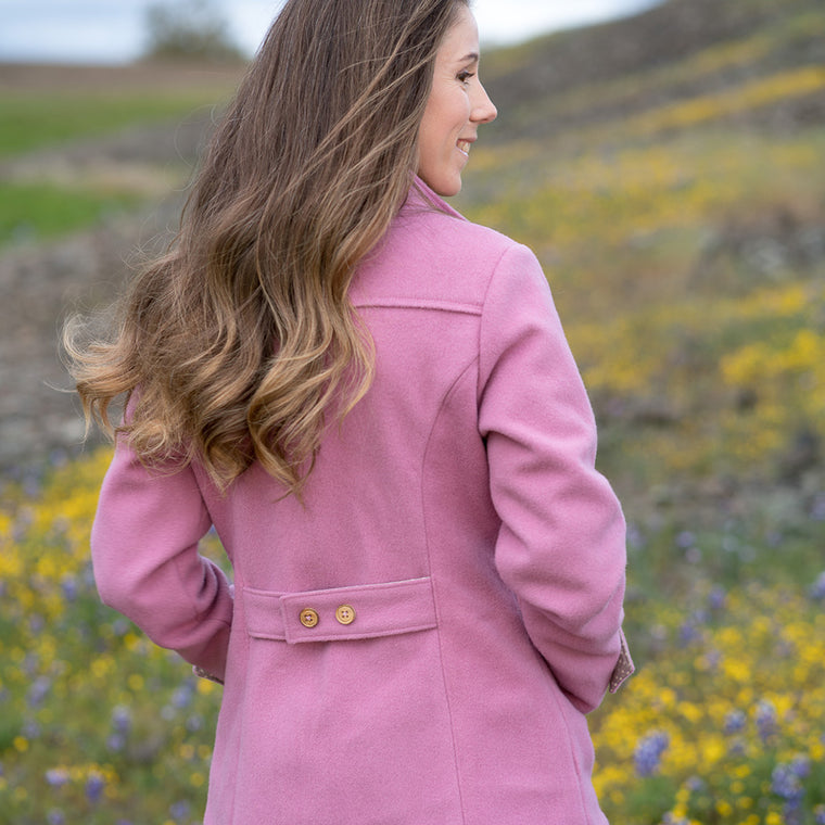 Women's Forester Coat - PDF digital sewing pattern by Twig + Tale