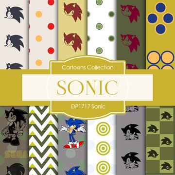 Sonic Digital Paper DP1717 - Digital Paper Shop - 1