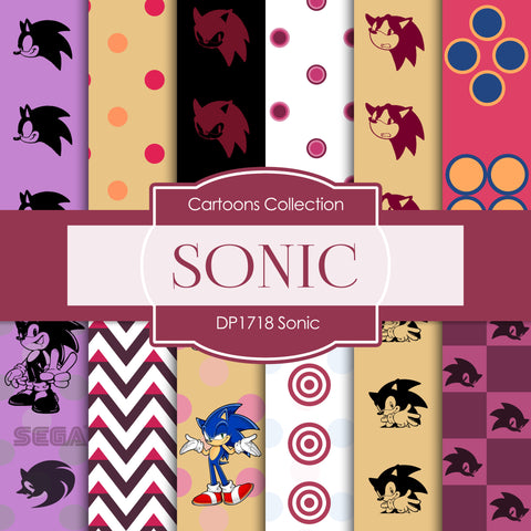 Sonic Digital Paper DP1718 - Digital Paper Shop - 1