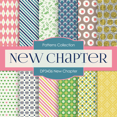 New Chapter Digital Paper DP3436