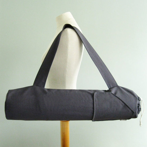 Yoga Mat Bag (Charcoal Gray)