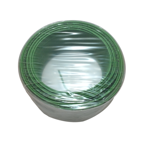 SINGLE/SINGLE GREEN 2.5MM 450/750V 100-METER WIRE