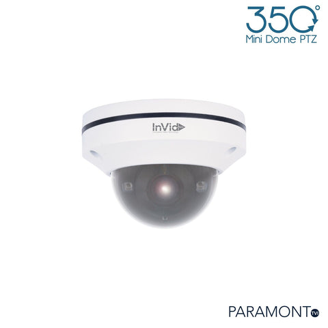 2 Megapixel Mini PTZ Dome Camera