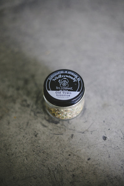 Old Town Licorice Sample