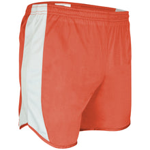 TR-687-CB Men's Tricot Short w/ Side Panels & Trim