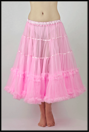 "Petticoat 27""inches"